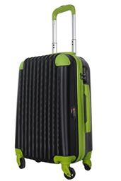 Brio Luggage Hardside Spinner Carry-On Suitcase