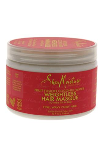 Fruit Fusion Coconut Water Weightless Masque, Shea Moisture 12 oz QJX8MIMA56BRFFU1
