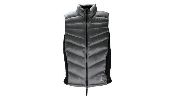 4e87c42e6f3 JORDAN Nike Air Jordan Hyperply Cool Grey Men's Vest 623481-066 | massgenie. com