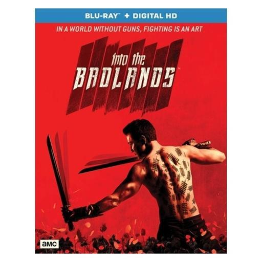 Into the badlands-season 1 (blu-ray/uv/2 disc) HO4KIRF8CNQ1SLKR