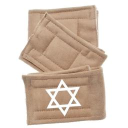 Mirage Pet 500-110 SDXS Peter Pads Extra Small Star of David - Pack of 3