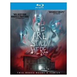 We are still here (blu-ray) BR1951