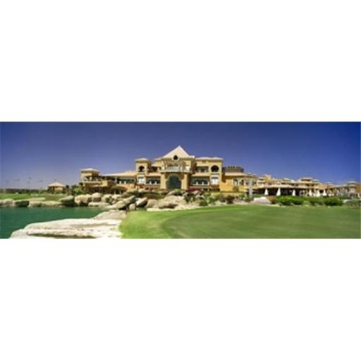 Panoramic Images PPI128052L Facade of a golf course The Cascades Golf & Country Club Soma Bay Hurghada Egypt Poster Print by Panoramic Images - 36