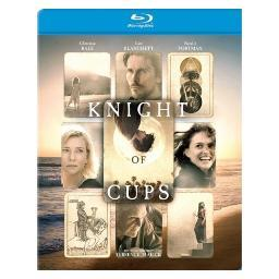Knight of cups (blu ray) BR97178935