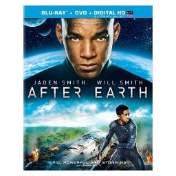 After earth (blu-ray/dvd combo/ultraviolet/2 disc/ws 2.40/dd5.1/eng/1.33) BR41741