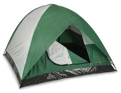 Stansport 725-100 stansport mckinley camping dome tent 3-person