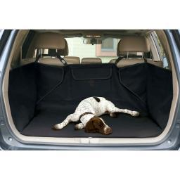 K&H Pet Products 7865 Black K&H Pet Products Quilted Cargo Cover Black 52 X 40 X 18