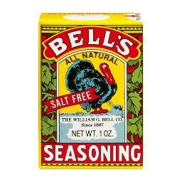 Bell's All Natural Salt Free Seasoning