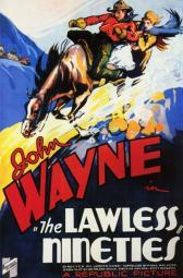 The Lawless Nineties Movie Poster (11 x 17) MOVCF8162