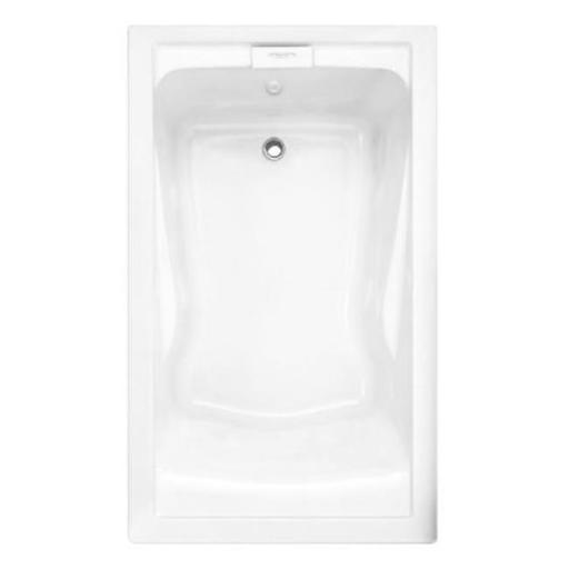 American Standard 7236V002.020 Evolution 6 ft. x 36 in. Deep Soak Bath Tub - White