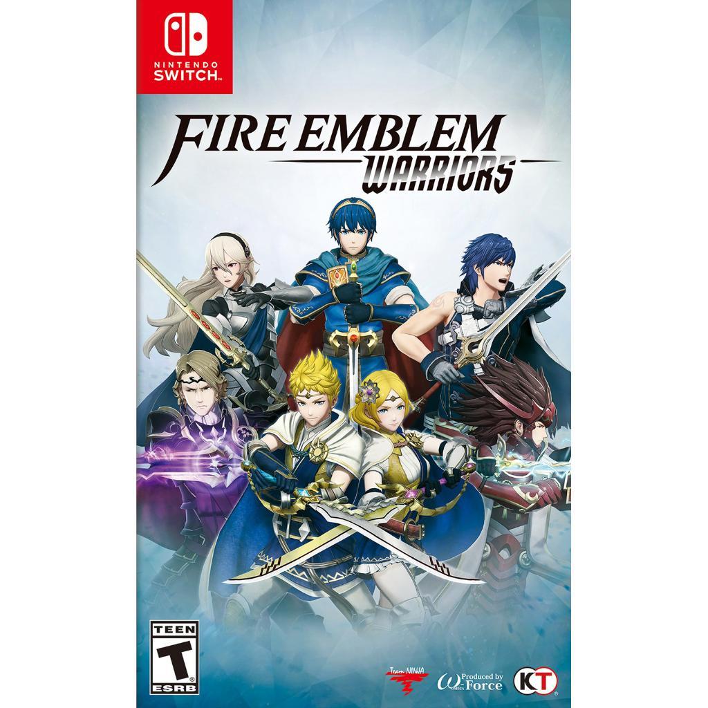 Nintendo Switch Fire Emblem Warriors Video Game (US Version)