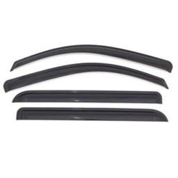Auto Ventshade AVE94638 2016-2017 Prius Ventvisor not Fit for Prius C, Smoke - 4 Piece