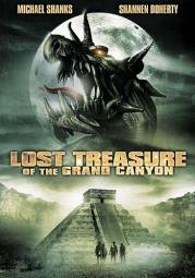 Lost treasure of the grand canyon (dvd) DP2349D