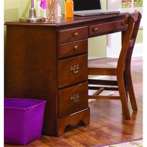 Common Sense Student Childrens Desk In Traditional Cherry