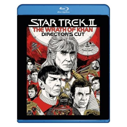 Star trek 2-wrath of khan (blu ray/directors edition) BKCFJIF8FYOP4OZC