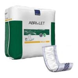Abena North America RB300217 5.5 x 15 in. 500 ml Abri-Let Fluff Pads without Mini Foil