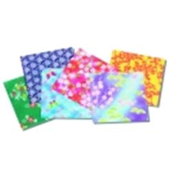 Aitoh 3 x 3 in. Washi Origami Paper, Pack 360