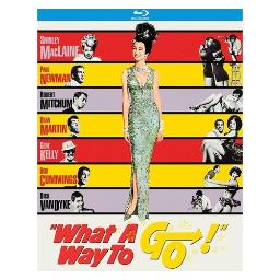 What a way to go (blu-ray/1964) BRK20743