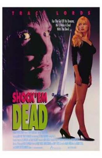 Shock 'Em Dead Movie Poster (11 x 17) T2IFYU2QFS2IF3JC