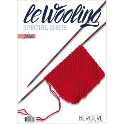 Bergere De France Le Wooling Magazine Special Issue Ideal