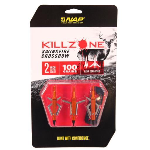 New archery products 60-021 new archery products 60-021 swingfire 100 crossbow (3pack)