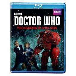 Dr who-husbands of river song (blu-ray) BR577376