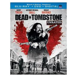 DEAD IN TOMBSTONE BLU RAY/DVD COMBO W/DIGITAL COPY/ULTRAVIOLET (2DISCS) 25192115196