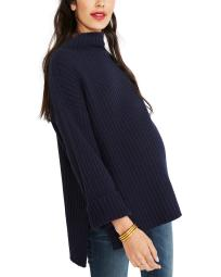 Hatch Maternity The Cabin Wool-Blend Sweater
