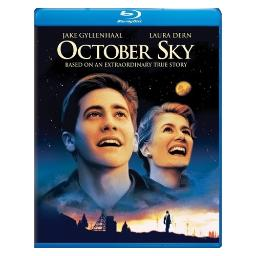 October sky (blu ray) BR61115272