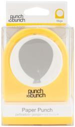 """Punch Punch Mega Punch Approx. 2.125""""-Balloon 30P-784"""