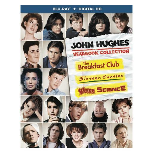 John hughes yearbook collection (blu ray w/digital hd) (3discs) 0I2VR1AEOSXWQWC5