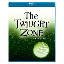 Twilight zone-season three (blu ray) (5discs) BR59183028