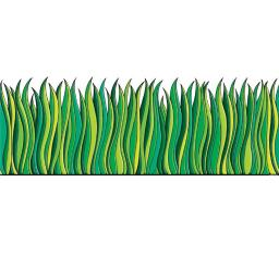 Scholastic teaching resources (3 pk) tall green grass accent