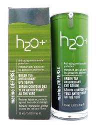 H2O+ Marine Defense Green Tea Antioxidant Eye Serum .5 Fl Oz.