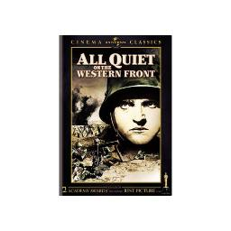 ALL QUIET ON THE WESTERN FRONT (DVD) (DOL DIG 2.0/ENG SDH/FRENCH) 25193236821