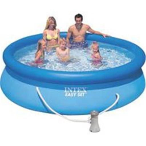 Intex Recreation Corp. Pool Set Swim Easy St 10Fx30In 56921EH
