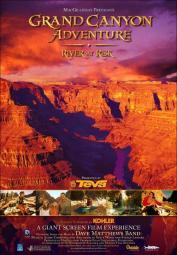 Grand Canyon Adventure River at Risk Movie Poster (11 x 17) MOVCB34121