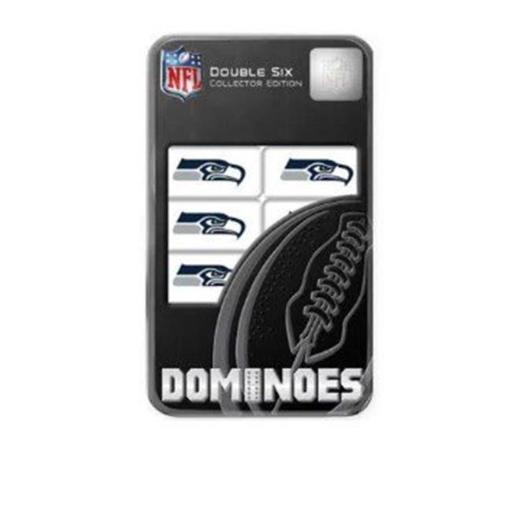 Masterpieces Puzzle 41631 NFL Seattle Seahawks Team Dominoes O4EP9R5QCXOZTU3R