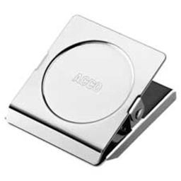 Acco ACC72131 Magnetic Clip, Small, Holds .88 in., Silver