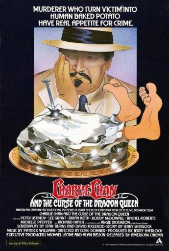 Charlie Chan and the Curse of the Dragon Queen Movie Poster Print (27 x 40) SDSYBBPP15MJIPUQ