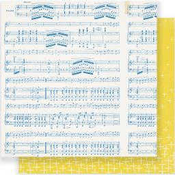 "Gather Double-Sided Cardstock 12""X12""-Melody 375820"