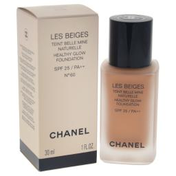 Les Beiges Healthy Glow Foundation Spf 25 - 60 By Chanel For Women - 1 Oz Foundation