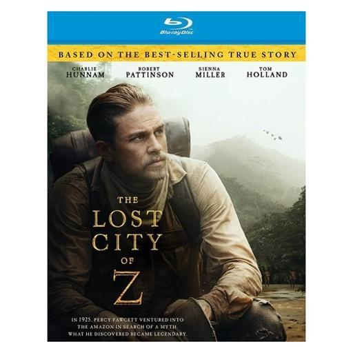 Lost city of z (blu ray) KOUDWRFZMJN9UAYG