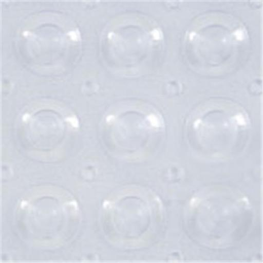 Kenney Manufacturing 1007822 15 x 31 in. Mat Bath Clear Bubbles