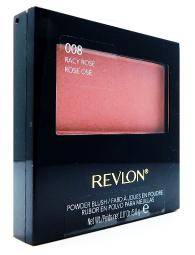 Revlon Powder Blush 008 Racy Rose .17 Oz.