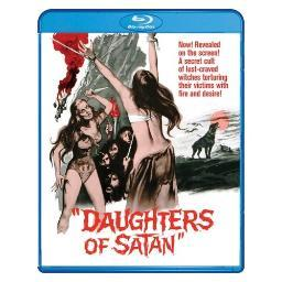 Daughters of satan (blu ray) (ws/eng) BRSF18633