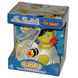 Rubba Ducks RD00066 Mrs Duckbells Gift Box