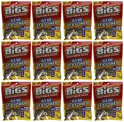 Bigs Old Bay Catch of the Day Seasoned Sunflower Seeds, 5.35 Ounce - 12 per case