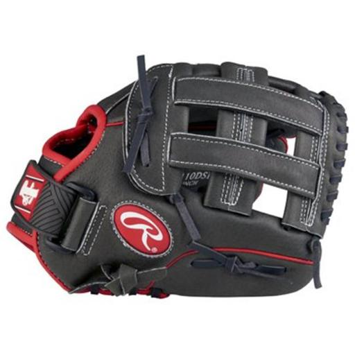 Rawlings Sport Goods 245545 11 in. Mark of a Pro Lite Youth Right Handed Youth Baseball Glove with H Web