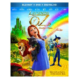 Legends of oz-dorothys return (blu-ray/dvd/uv/2 disc/ws-1.78) BR2297517